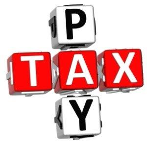 2018 年报税季补税有几种付款方式 寄支票 vs. 借记卡信用卡支付