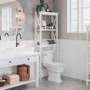 As low as $12.99Wayfair Selected Bathroom Storage Products on Sale