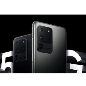 8.5折 100倍变焦 多色可选eBay现有全新Samsung Galaxy S20+ 5G系列预售开启