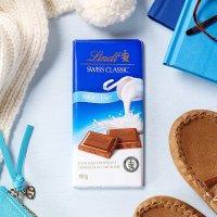 Lindt 瑞士莲 经典牛奶巧克力 100g