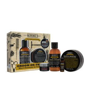 Men's Grooming Set - Hair and Skincare - Kiehl's