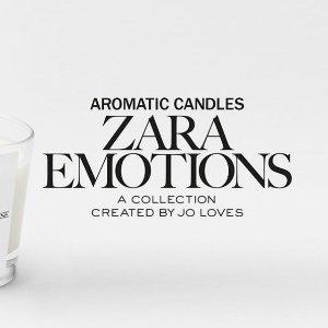 €16收超值200G装Zara X Jo Malone 香薰蜡烛专场热卖 过个平价但有情调的520