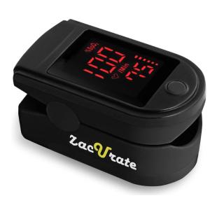 $26.99 随时监测血氧含量手慢无:Zacurate OtooKing 指尖脉搏血氧仪 抗击新冠肺炎必备