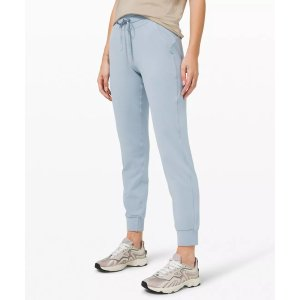 Lululemon高腰休闲运动裤