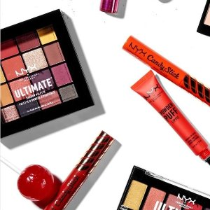 25% OffWith $75+ Orders @ NYX Professional Makeup