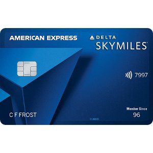 Earn 10,000 bonus miles. Terms Apply.Delta SkyMiles® Blue American Express Card