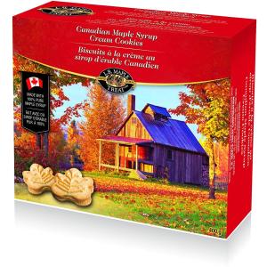 现价$5.11(原价$6.35)L B Maple Treat 经典枫糖夹心曲奇 回国必备伴手礼
