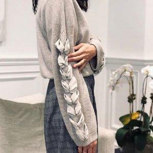 限时7.5折,特价款折上折最后一天:Club Monaco 官网气质毛衣系列特卖,羊绒单品参加