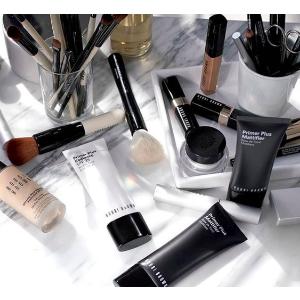 满£50送美妆四件套Bobbi Brown英国官网 美妆护肤产品热卖