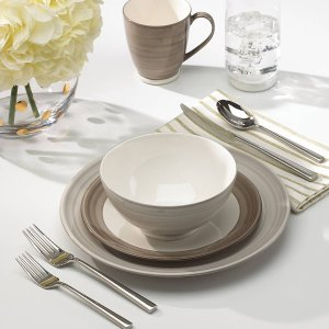 额外6折Lenox 多款Kate Spade 餐具、家居装饰品闪购