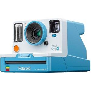 £64.99 (原价119.99)Polaroid Onestep 2 拍立得相机热促 黑色款补货