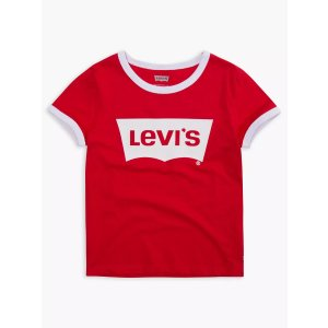Levi's女小童T恤
