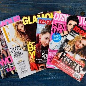 额外立减$5Magazines.com 各类杂志刊物 低至1.5折