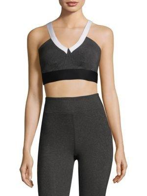 heroine sport - Colorblock 运动胸罩