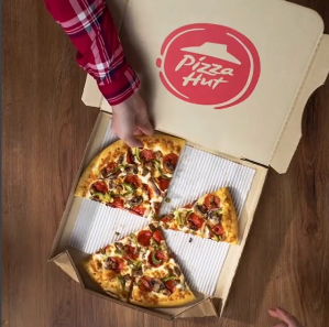 $5 Each when Order 2 Or MoreNew $5 Lineup menu @Pizza hut