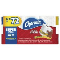 Charmin 卫生纸 12 Super Mega Rolls