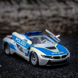 低至4.9折!€6.49起就收!Prime Day 狂欢价:Siku 玩具车模型热促 德国品牌 超高仿真度 耐摔不变形