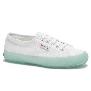 Superga2750- 果冻胶底小白鞋
