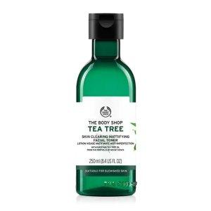 The Body ShopBuy 2 get 1 freeTea Tree Skin Clearing Mattifying Toner