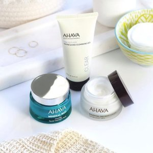 Buy One Get One FreeSitewide + Free Ship On $75+ @AHAVA