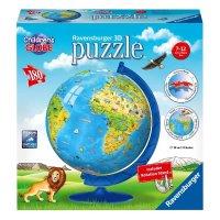 Ravensburger 儿童地球仪 3D Puzzle 180pc