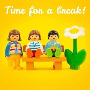 满$50享7.5折playmobil 德国儿童拼装玩具St. Patrick's Day大促 专为幼童设计的1.2.3系列