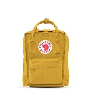 FjallravenKanken Mini Backpack - Ochre