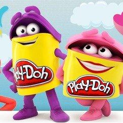 $2.5起Play-Doh 培乐多彩泥套装优惠,无限创意从它开始