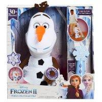 Disney Frozen 2 雪宝玩偶