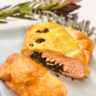 Top RecipeEasy to Make Salmon Wellington