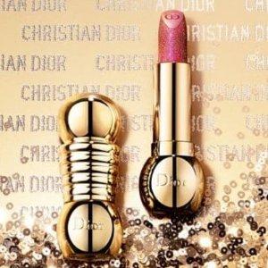变相8折Dior 迪奥彩妆护肤热卖 收限量眼颊盘、哑光唇釉