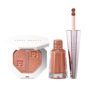 Fenty Beauty高光唇釉套装