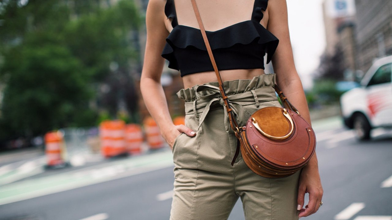 Bag Trending    2018春夏包包潮流趋势---小圆包