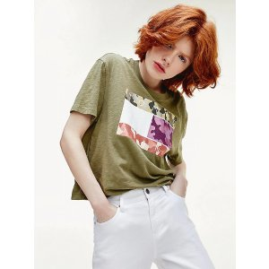 Tommy Jeans简约Tee