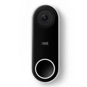 Coming Soon: $179.99 + $45Kohl's Cash Nest Hello Video Doorbell
