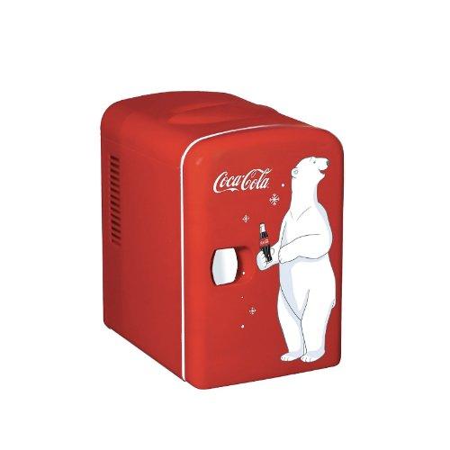 可口可乐迷你冰箱(微众测)