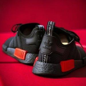低至6折+免邮 $81起最后一天:Adidas NMD 运动鞋特卖 明星刷屏小霸王