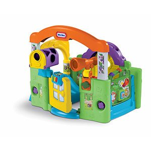Amazon.com: Little Tikes Activity Garden Baby Playset: Toys & Games