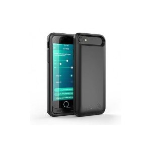$14Apple MFi-Certified 3100mAh Charging Case for iPhone 7/8 or Plus