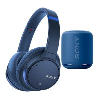 Sony WH-CH700N 无线降噪耳机 + XB10 蓝牙音响