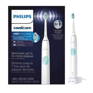 PhilipsProtectiveClean 4100 电动牙刷 HX6817/01