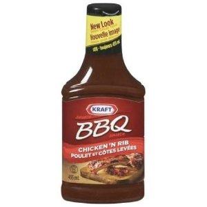 $0.97收白菜价:Kraft 卡夫 BBQ烧烤酱特卖 多口味可选