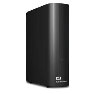 $104.99WD 6TB Elements Desktop Hard Drive - USB 3.0 - WDBWLG0060HBK-NESN