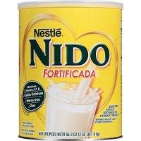 NIDO 雀巢升级配方全脂罐装奶粉,3.52磅