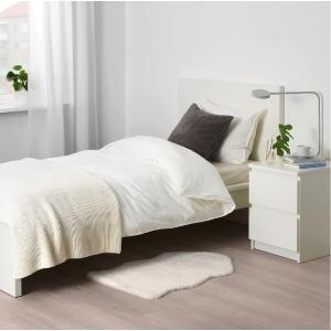北欧简约气质 实惠实用又好看超值特价 IKEA TOFTLUND 网红毛毯€9.99