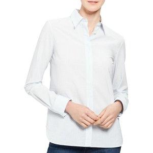 TheoryClassic Straight Shirt