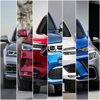 Which one to chooseLuxury Compact SUV