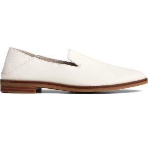 Sperry踩跟乐福鞋