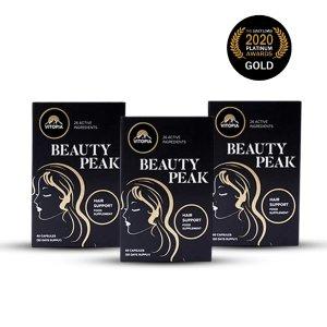 £7.6/盒 30天Beauty Peak 生发维他命 3个月
