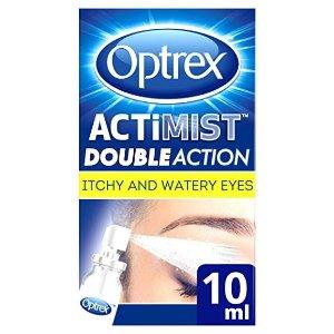 Optrex2合1眼部喷雾 (泪眼、痒眼)